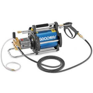 coil cleaning machine